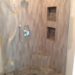 New Shower Renovations