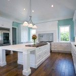 Kitchen Island and Custom Cabinet Work